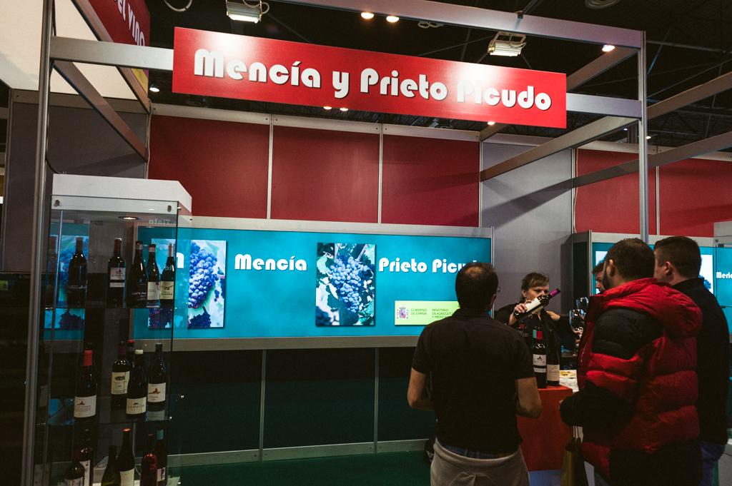 Mencia y Prieto Picudo-Salon Gourmets 2015