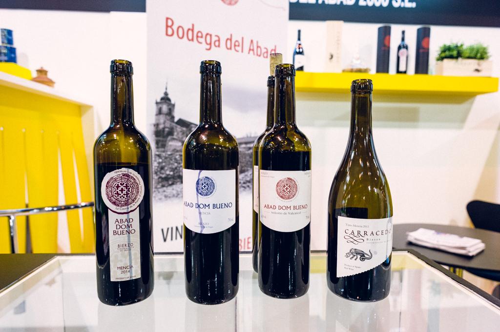 Vinos de Bodega del Abad-Salon Gourmets 2015