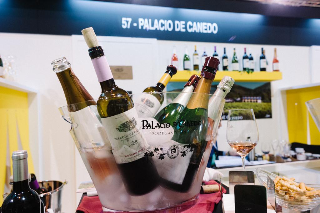 Vinos Palacio Canedo-Salon Gourmets 2015