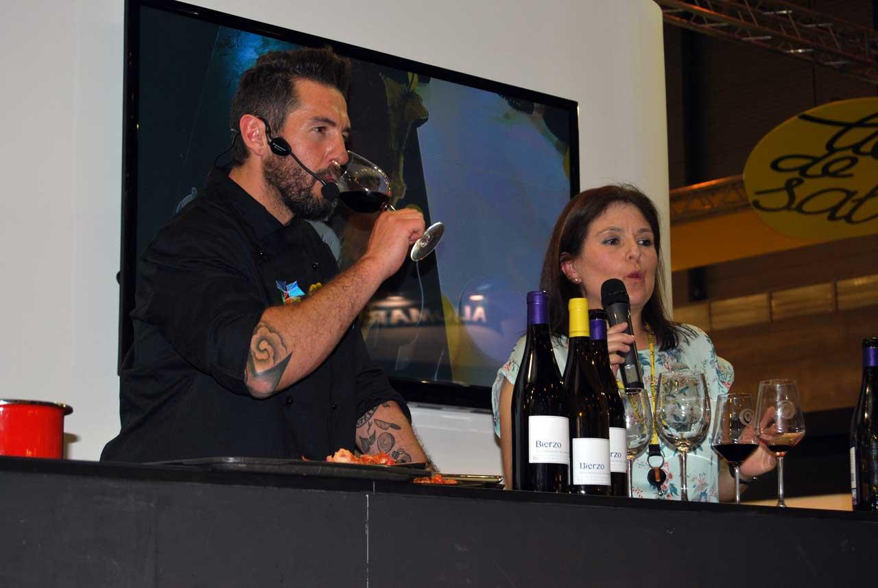 Presentación de vinos D.O. Bierzo