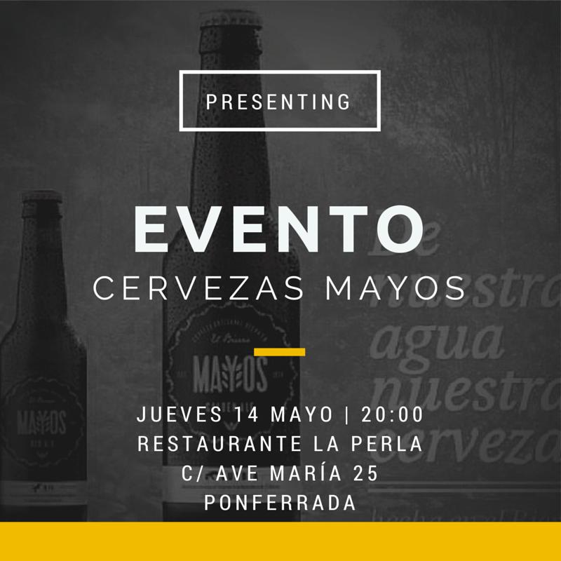 Presentación Cervezas Mayos
