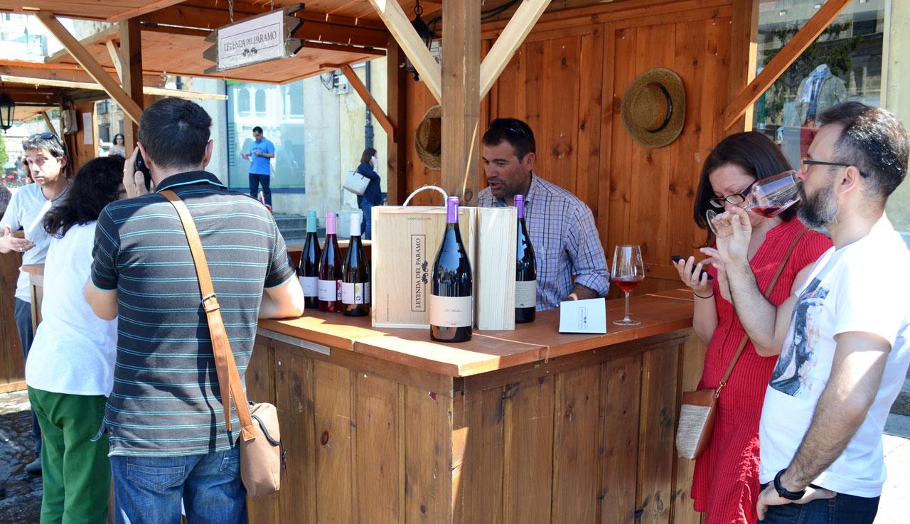 Feria Vino Tierra de León