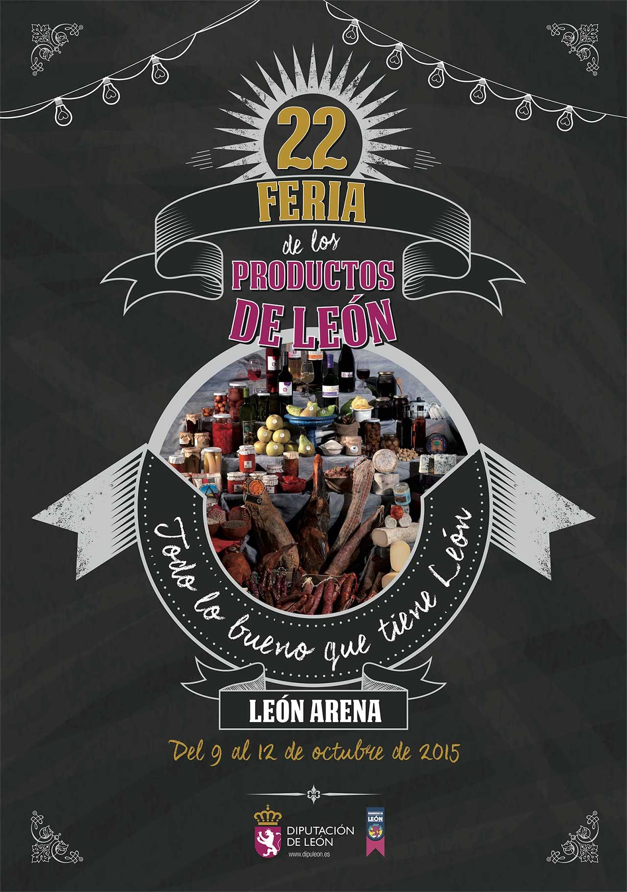 22 Feria Productos de León