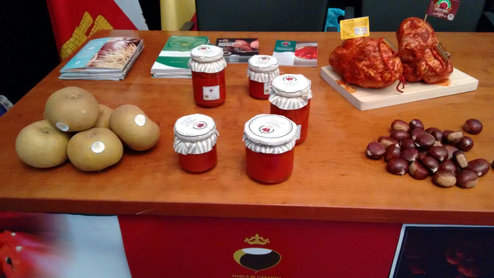 Feria de Productos de León Botillo y Frutas de Calidad del Bierzo
