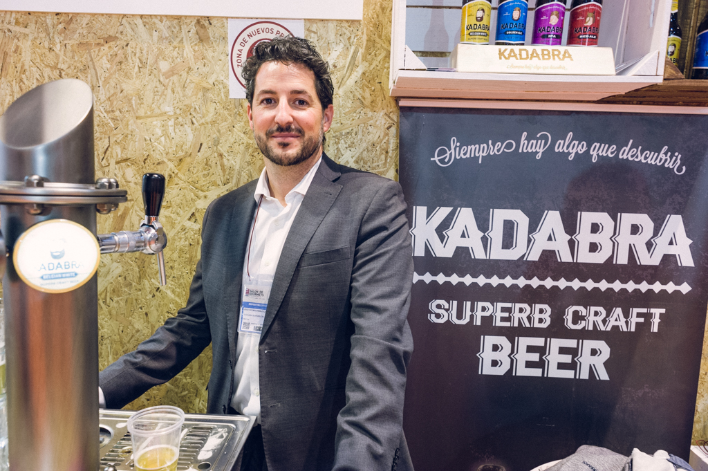 Kadabra Beer-Salon Gourmets 2015